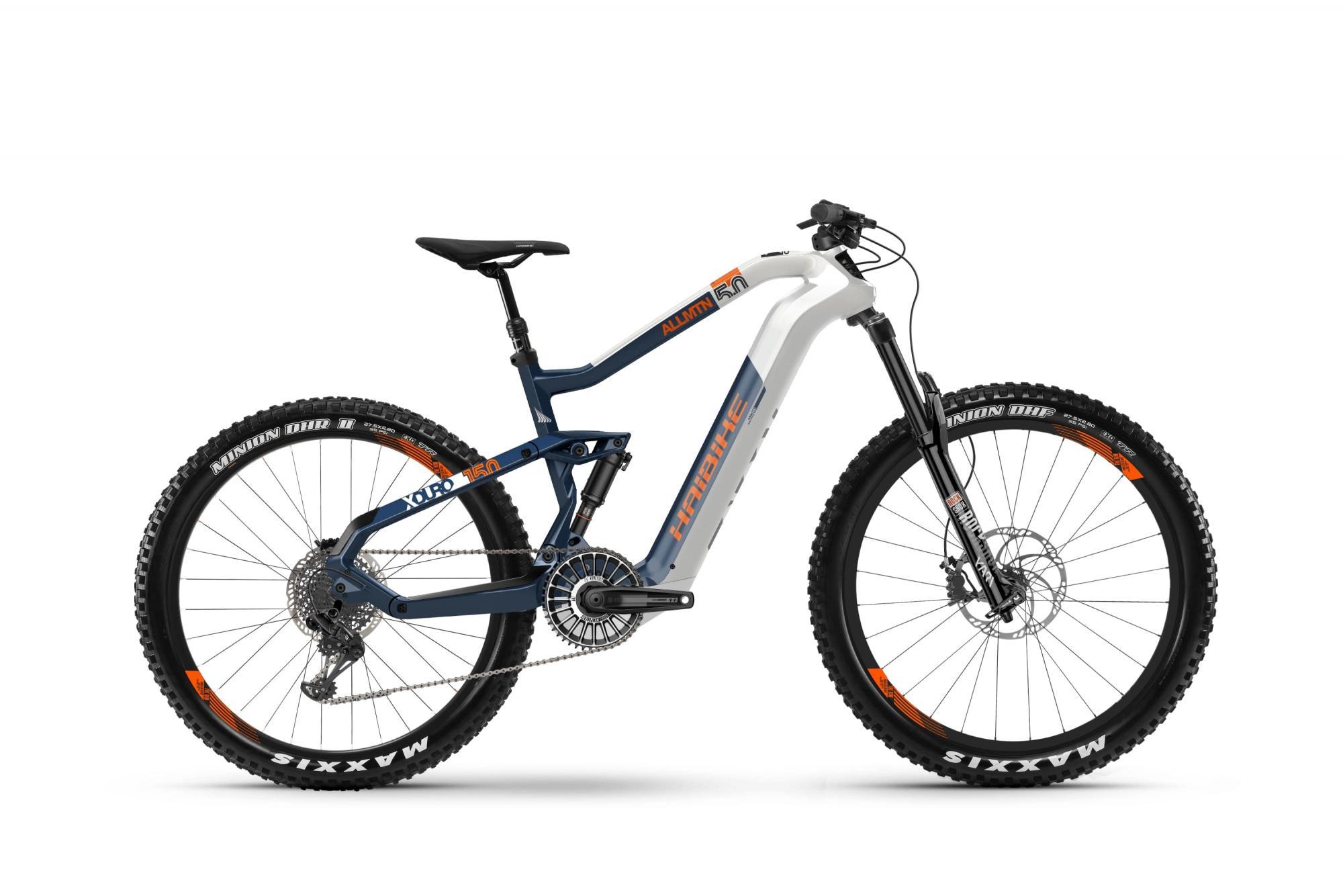 c1e64e8ba8 Haibike XDURO AllMtn 5.0 Elektromos Kerékpár 2019 ...
