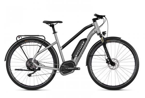 Ghost Hybrid Square Trekking B2.8 AL Lady Túratrekking E-bike   2019