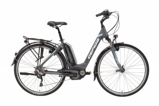 Gepida Reptila 1000 SLX 10 E-bike 2018