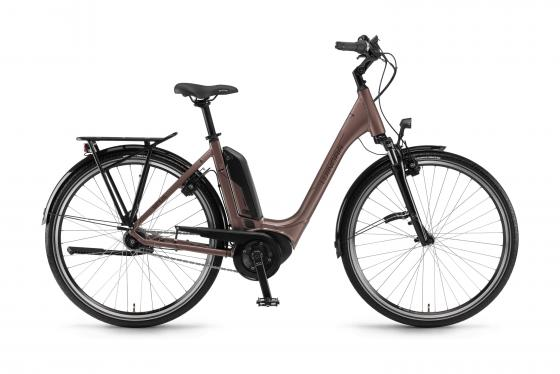 Winora Sinus Tria N7F Eco Pedelec Kerékpár 2018