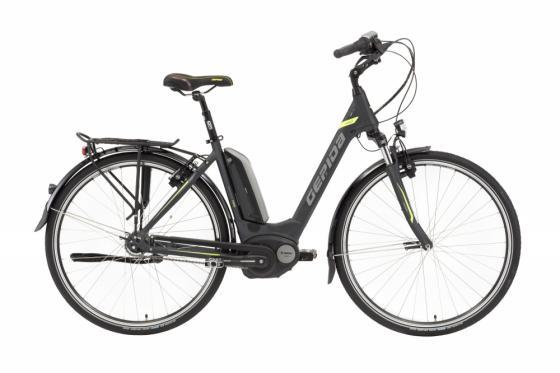 Gepida Reptila 1000 Nexus 8 E-bike 2018