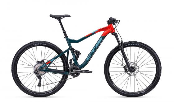CTM Ridge Xpert MTB Fully 29