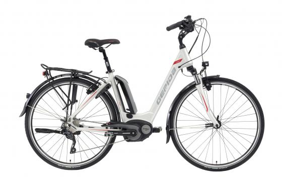 Gepida Reptila 1000 Altus 7 Bosch Pedelec Kerékpár 2018