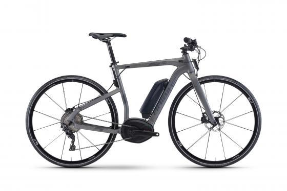 Haibike XDURO Urban 4.0 Pedelec Kerékpár 2018