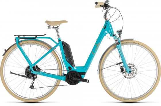 Cube Elly Ride Hybrid 400 E-bike 2019