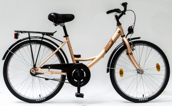 Csepel Budapest A 24/15 GR városi kerékpár 2019