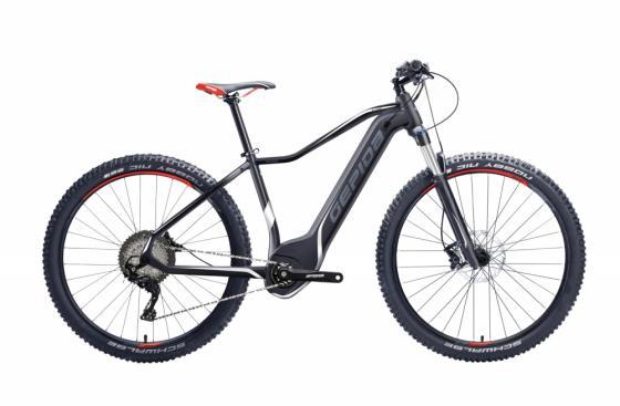 Gepida Ruga Pro Deore 10 Powertube E-bike 2018