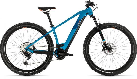 Cube Access Hybrid EXC 625 29 kék sportos női MTB 29