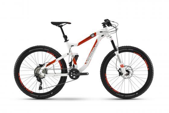Haibike SEET AllMtn 6.0 kerékpár 2018