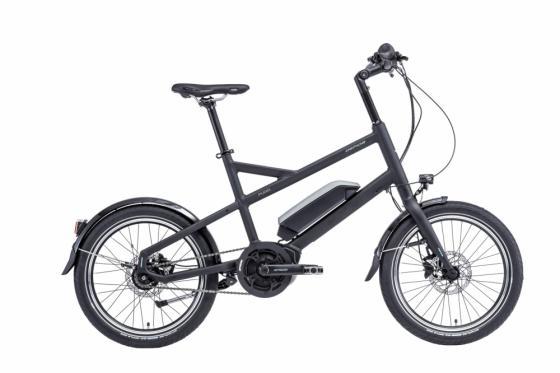 Gepida Pugio Nexus 7 City E-bike  2019