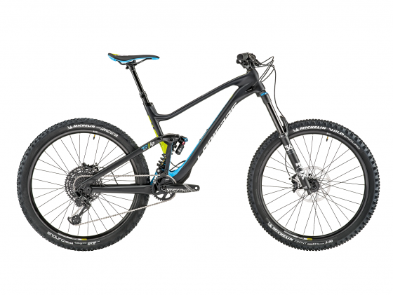 Lapierre Spicy 5.0 Ultimate MTB Fully 27,5