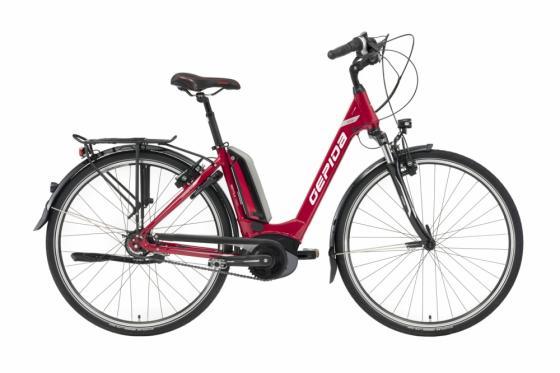 Gepida Reptila 1000 Nexus 7C City E-bike  2019