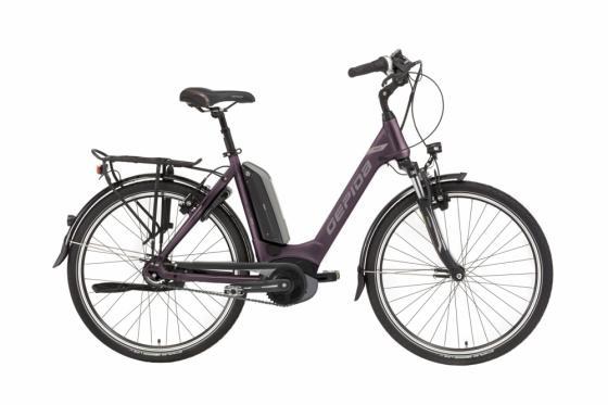 Gepida Reptila 900 Nexus 8C City E-bike   2019