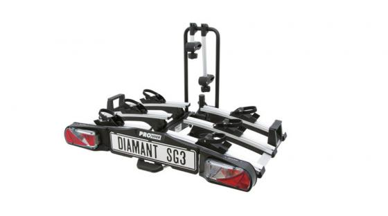 Pro-User Diamant SG3 kerékpárszállító vonóhorogra 2017
