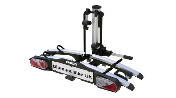 Pro-User Diamant Bike Lift kerékpárszállító vonóhorogra 2017