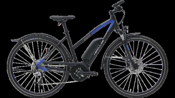 Hercules Rob Cross Sport 8.2 női cross trekking e-bike 2019