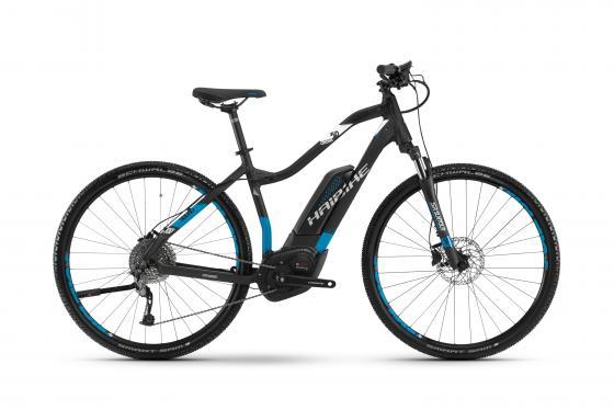Haibike SDURO Cross 5.0 Lady Pedelec Kerékpár  2018