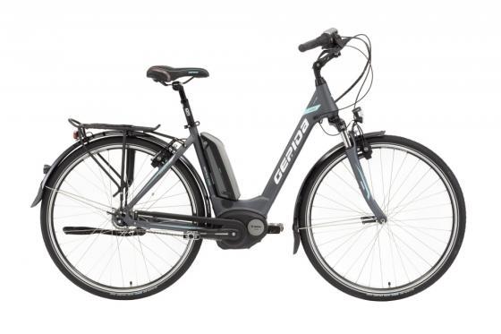 Gepida Reptila 1000 Nexus 8C City E-bike   2019
