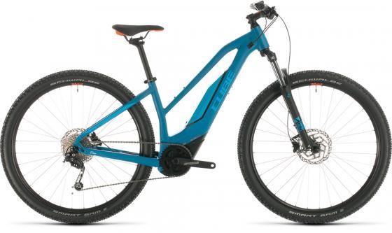 Cube Acid Hybrid One 500 29 kék női MTB 29