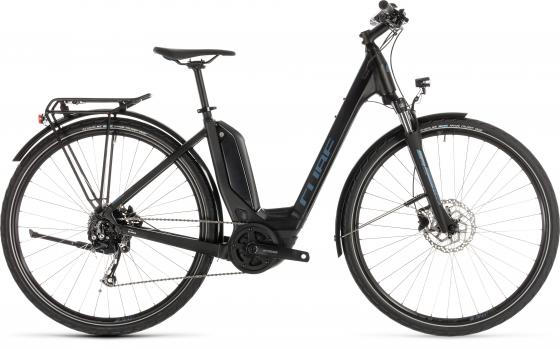 Cube Touring Hybrid ONE 400 Easy E-bike 2019