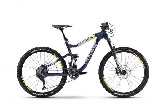 Haibike SEET AllMtn 7.0 kerékpár 2018