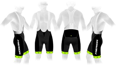 Merida kantáros kerékpáros rövidnadrág 2017