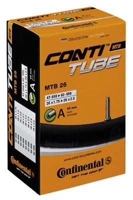 Continental Compact 14 32/47-279/298 Dunlop 26 mm dobozos belső gumi 2019