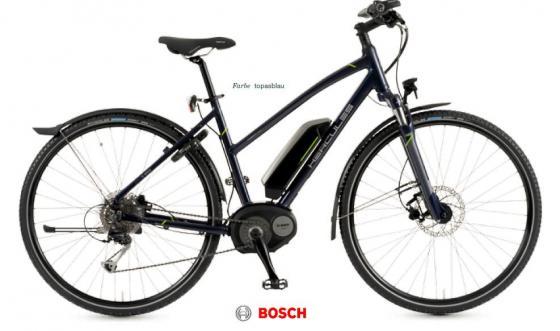 Hercules Roberta elektromos Akciós kerékpár 2016