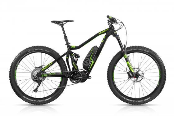 Kellys Theos AM 70 Extra Akciós Fully MTB 27,5 E-bike 2018