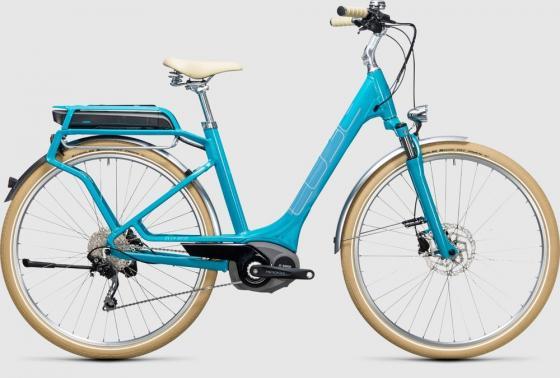 CUBE Elly Ride Hybrid 400 Extra Akciós City E-bike 2017