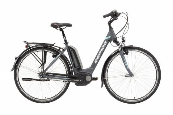 Gepida Reptila 1000+ Nexus 8C City E-bike   2019