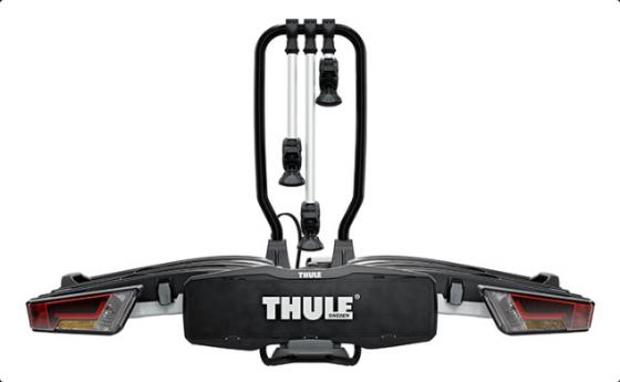 Thule Easyfold XT 934 vonóhorogra szerelhető kerékpárszállító 2-3 kerékpárhoz 2019