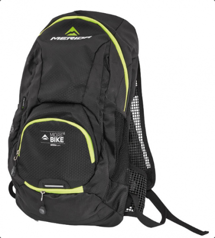 Merida Multi 18L fekete hátizsák túrázáshoz 2019