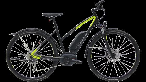 Hercules Rob Cross Sport 8.1 női cross trekking e-bike 2019