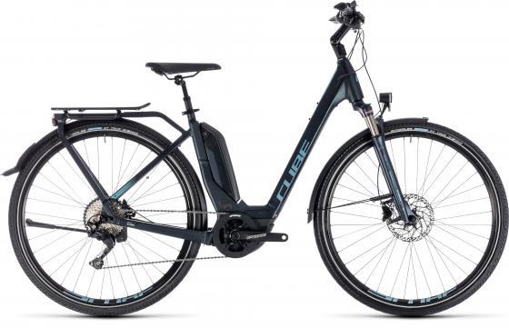 Cube Touring Hybrid Pro 400 Mono Tube Elektromos Kerékpár   2018
