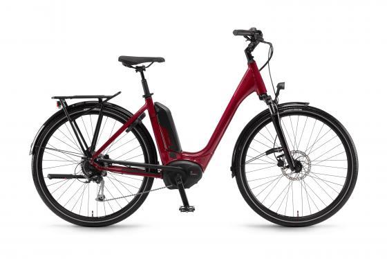 Winora Sinus Tria 9 Mono Tube Pedelec Kerékpár 2018