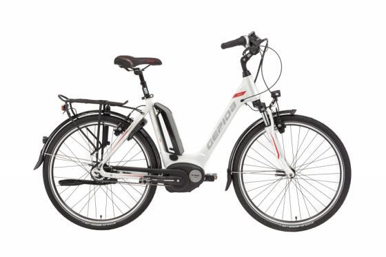 Gepida Reptila 900 Nexus 8 E-bike 2018