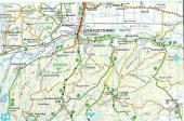 Frigoria Őrség és Alpokalja kerékpáros térkép és útikalauz 2019