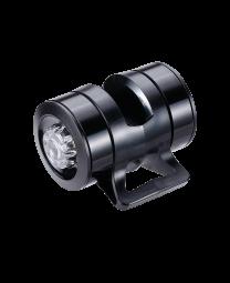 BBB SpyCombo (BLS-123) első + hátsó mini lámpa szett sisak rögzítéssel 2019