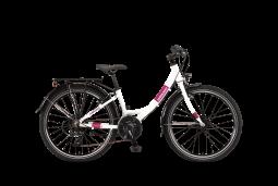 Winora Chica fehér gyermek kerékpár 2020