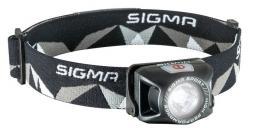 Sigma Headled II USB fejlámpa 2019