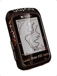 Bryton Rider 450E GPS kerékpár kilométeróra 2019