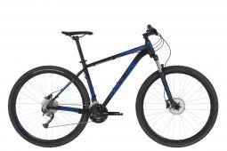 Kellys Spider 50 Black Blue MTB 29