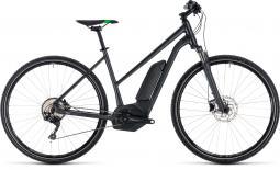 Cube Cross Hybrid Pro 400 Woman Elektromos Kerékpár  2018