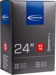 Schwalbe SV9C 18/28-520 90G 40 mm szingó szelepes belső gumi 2020