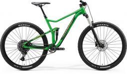 Merida One-Twenty 9.400 zöld MTB Fully 29