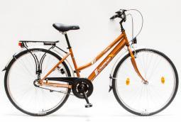 Csepel Landrider 28/17 21SP túratrekking kerékpár 2018