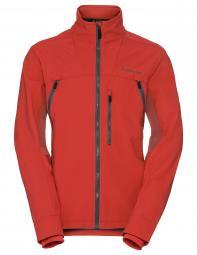 Vaude Men's Morzine softshell jacket kerékpáros téli kabát 2018