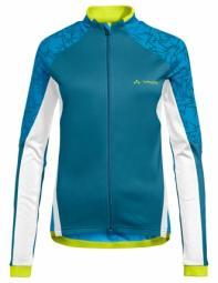 Vaude Women's Resca Tricot II női kerékpáros thermo mez 2020