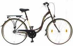 Csepel Velence 28/19 GR 17 városi kerékpár 2017